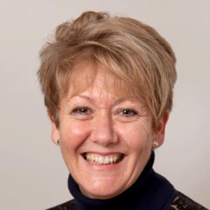Janet Thomas, Club Secretary