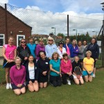 Ladies teams Summer 2015