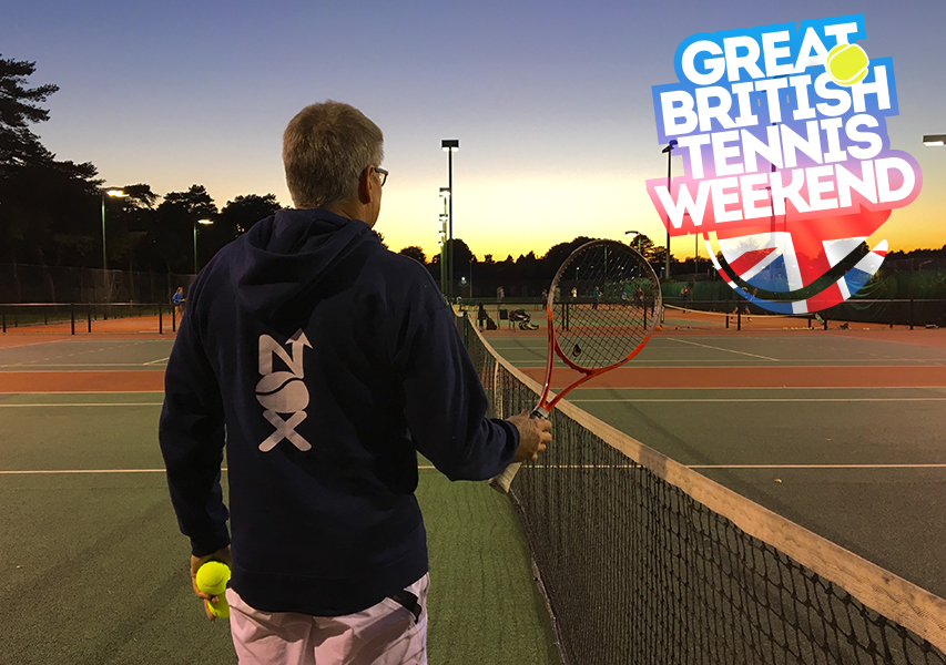 Great British Tennis Weekend at NOLTC