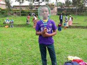 Racquets for Africa